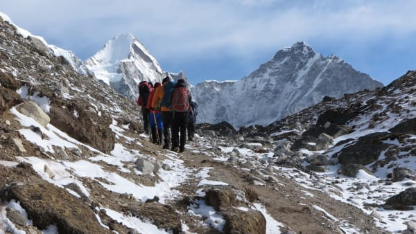 Everest Base Camp Oct 2020