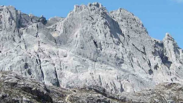 Carstensz Pyramid Apr 2021