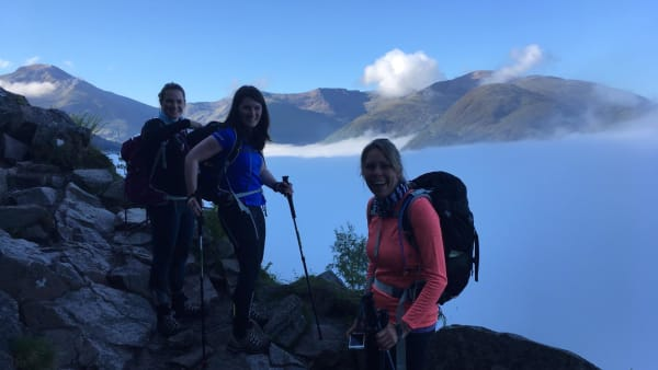 Ben Nevis Private Ascent - 25th September