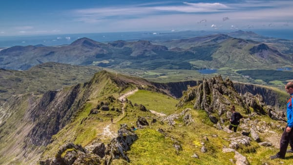 Snowdon Private Ascent - 20th September