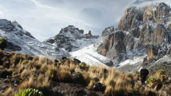 Mount Kenya Oct 2020