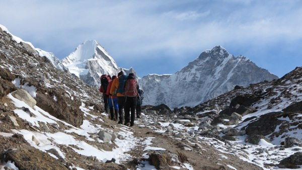 Everest Base Camp March 2021