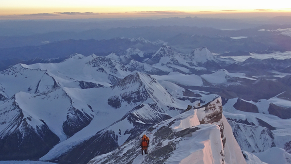 Follow Your Dreams - an inspirational journey to the summit of Everest
