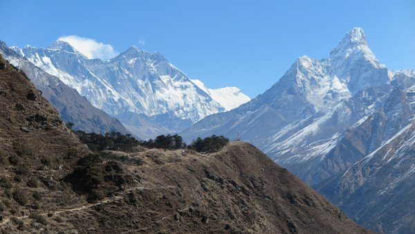 Everest Base Camp virtual trek
